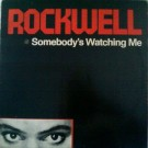 Rockwell Somebody's Watching Me 12""
