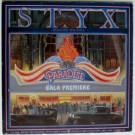 Styx Paradise Theatre LP