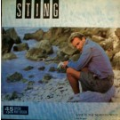 """Sting Love Is The Seventh Wave (New Mix) 12"""""""