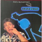 Paul McCartney Give My Regards To Broad Street LP