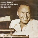 Frank Sinatra Here's To The Band 7""