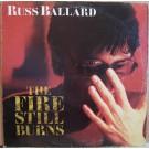 Russ Ballard The Fire Still Burns LP