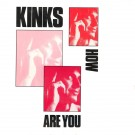 """The Kinks How Are You 7"""""""