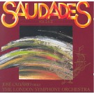 Jose Calvario  The London Symphony Orchestra Saudades Vol. II LP