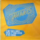 """Tavares It Only Takes A Minute (Remix By Ben Liebrand) 12"""""""