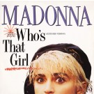 Madonna Who's That Girl (Extended Version) 12""