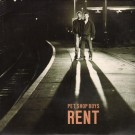 Pet Shop Boys Rent 7""