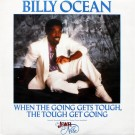 """Billy Ocean When The Going Gets Tough  The Tough Get Going 12"""""""