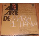 Maria Bethania A Arte De Maria Bethania LP