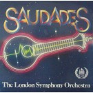 José Calvário  The London Symphony Orchestra Saudades LP