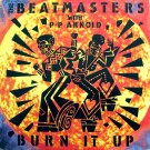 The Beatmasters With P.P. Arnold Burn It Up 12""