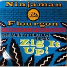 "Ninjaman & Flourgon Zig It Up 12"""