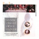 Michael Nyman - The Michael Nyman Band The Cook  The Thief  His Wife And Her Lover CD