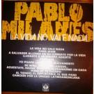 Pablo Milanés La Vida No Vale Nada LP