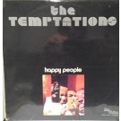 The Temptations Happy People LP