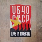 UB40 CCCP - Live In Moscow LP