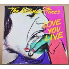 The Rolling Stones Love You Live LP