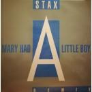 "Stax Mary Had A Little Boy 12"""