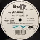 "B-One It's A Shame 12"""