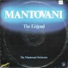 Mantovani And His Orchestra Mantovani The Legend LP
