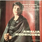 Amália Rodrigues Esquina Do Pecado 7""