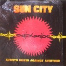 Artists United Against Apartheid Sun City LP