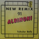 Voice Of Africa / J&B Orchestra Albinoni (New Remix 91) / Tubular Bells 12""