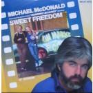 "Michael McDonald Sweet Freedom 12"""