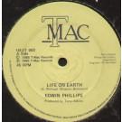 "Edwin Phillips (2) Life On Earth 12"""