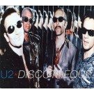 U2 Discotheque CD