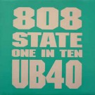 UB40  808 State One In Ten 12""