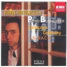 Pedro Burmester J.S. Bach - Variações Goldberg CD