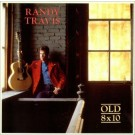 Randy Travis Old 8 X 10 CD