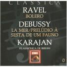 Ravel Debussy / Orquesta Filarmonica De Berlin CD