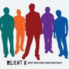 Relient K Must have done something right PROMO CDS