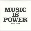 Richard Ashcroft Music is power PROMO CDS