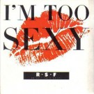 Right Said Fred I'm Too Sexy CDS