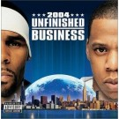 R. Kelly & Jay-Z Unfinished Business Japanese CD