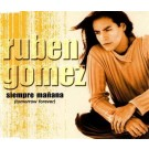 Ruben Gomez Siempre Manana (Tomorrow Forever) CD