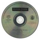 Elton John Don't Go Breaking My Heart RuPaul PROMO CDS