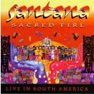 Santana Sacred Fire: Santana Live in South America CD
