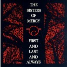 Sisters of Mercy First and Last and Always CD