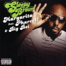 Sleepy Brown Margarita feat Pharrell & Big Boi PROMO CDS
