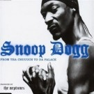 Snoop Dogg From The Chuuuch To Da Palace Euro CDS