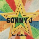 Sonny J Can't Stop Moving PROMO CDS