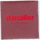 Starsailor Four To the Floor Euro prOmO cd-single