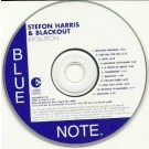Stefon Harris & Blackout Evolution PROMO CDS