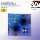Peter Tchaikovsky Symphony No. 5 CD