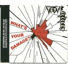 Test Icicles What's Your Damage? PROMO CDS