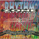 The Dance Mixers Rhythm Zone Megamix Vol.2 CD